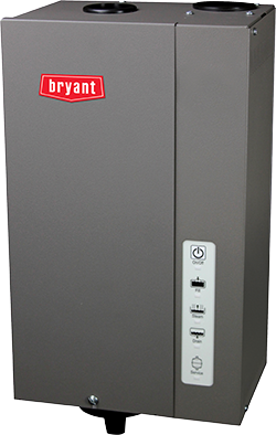air quality products: Bryant steam humidifier