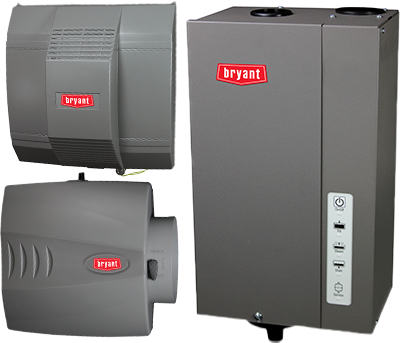 air quality product: humidifiers and dehumidifiers