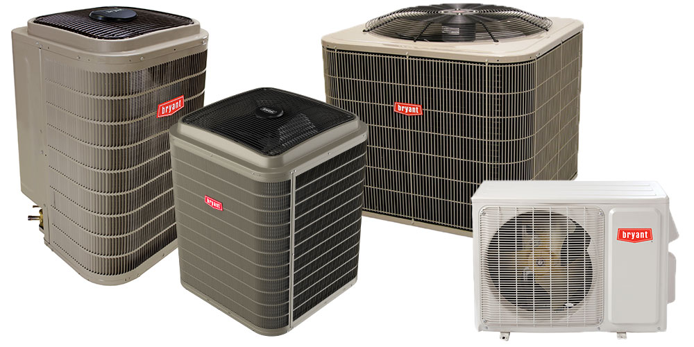 examples of various cooling products