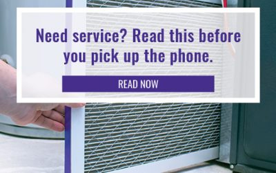 Check These Things Before Calling for Heating and Cooling Service